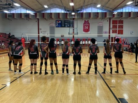 Jv wins against Ed white again in volley